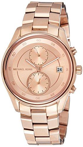 マイケルコース 腕時計 レディース 母の日特集 マイケル・コース MK6465 【送料無料】Michael Kors Women's Briar Rose Gold-Tone Watch MK6465マイケルコース 腕時計 レディース 母の日特集 マイケル・コース MK6465