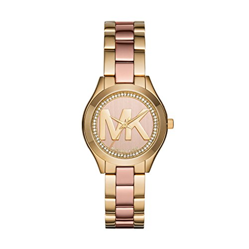 マイケルコース 腕時計 レディース マイケル・コース アメリカ直輸入 MK3650 【送料無料】Michael Kors Women's Mini Slim Runway Gold-Tone Watch MK3650マイケルコース 腕時計 レディース マイケル・コース アメリカ直輸入 MK3650