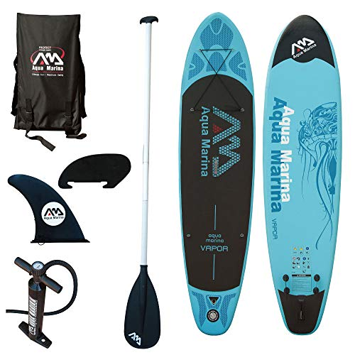 スタンドアップパドルボード マリンスポーツ サップボード SUPボード SUP-515857 Aqua Marina Vapor Inflatable Stand-up Paddle Boardスタンドアップパドルボード マリンスポーツ サップボード SUPボード SUP-515857