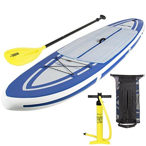 スタンドアップパドルボード マリンスポーツ サップボード SUPボード SKY2534 Best Choice Products 10.5ft Inflatable Stand Up Paddle Board Sport Set w/Carrying Case, Fiberglass Paddlスタンドアップパドルボード マリンスポーツ サップボード SUPボード SKY2534
