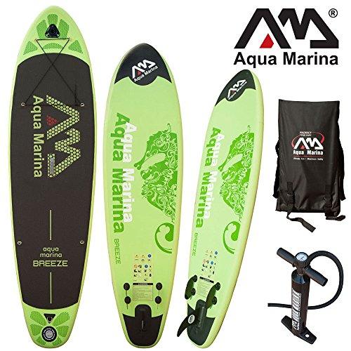 スタンドアップパドルボード マリンスポーツ サップボード SUPボード BT-88881 Aqua Marina Breeze Inflatable Stand-up Paddle Boardスタンドアップパドルボード マリンスポーツ サップボード SUPボード BT-88881