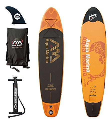 スタンドアップパドルボード マリンスポーツ サップボード SUPボード SUP-515864 Aqua Marina Fusion Inflatable Stand-up Paddle Boardスタンドアップパドルボード マリンスポーツ サップボード SUPボード SUP-515864