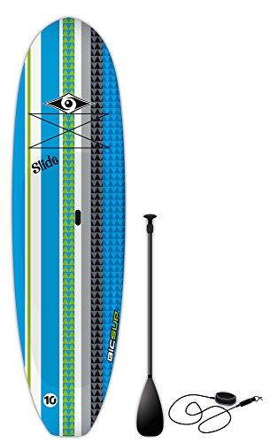 スタンドアップパドルボード マリンスポーツ サップボード SUPボード 夏のアクティビティ特集 101298 BIC Sport Slide SUP Stand Up Paddleboard Package, Blue, 10'6スタンドアップパドルボード マリンスポーツ サップボード SUPボード 夏のアクティビティ特集 101298