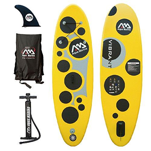 スタンドアップパドルボード マリンスポーツ サップボード SUPボード SUP-515833 Aqua Marina Vibrant Inflatable Stand-up Paddle Boardスタンドアップパドルボード マリンスポーツ サップボード SUPボード SUP-515833