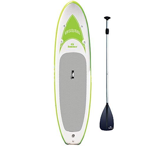 スタンドアップパドルボード マリンスポーツ サップボード SUPボード New Solstice Tonga 35132 Inflatable Stand-Up Light Weight Paddleboard w/ Paddleスタンドアップパドルボード マリンスポーツ サップボード SUPボード