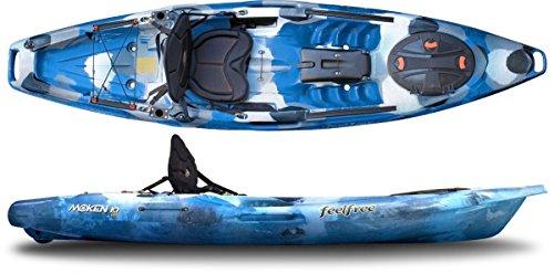 スタンドアップパドルボード マリンスポーツ サップボード SUPボード Feelfree Moken 10 Lite Kayak - Blue Camoスタンドアップパドルボード マリンスポーツ サップボード SUPボード