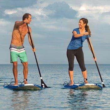 スタンドアップパドルボード マリンスポーツ サップボード SUPボード 【送料無料】Wavestorm 9ft6 Stand Up Paddleboard 2-Pack // Foam Wax Free Soft Top SUP for Adults and Kids of all leスタンドアップパドルボード マリンスポーツ サップボード SUPボード