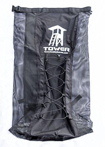 スタンドアップパドルボード マリンスポーツ サップボード SUPボード 【送料無料】Tower iSUP Backpack - Premium Universal Bag for Inflatable Paddle Boards - Quick Dry l Maximum Breathaスタンドアップパドルボード マリンスポーツ サップボード SUPボード