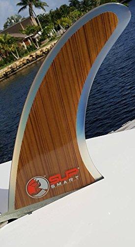 スタンドアップパドルボード マリンスポーツ サップボード SUPボード Wooden Fin - 10
