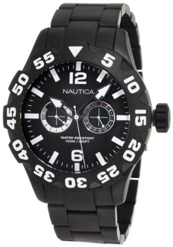 ノーティカ 腕時計 メンズ N23099G 【送料無料】Nautica Men's N23099G Bfd 100 Multi Watchノーティカ 腕時計 メンズ N23099G