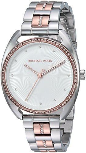 マイケルコース 腕時計 レディース 母の日特集 マイケル・コース MK3676 【送料無料】Michael Kors Women's Analog-Quartz Watch with Stainless-Steel Strap, Silver, 17 (Model: MK3676)マイケルコース 腕時計 レディース 母の日特集 マイケル・コース MK3676
