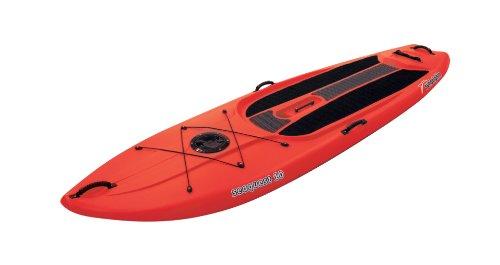 スタンドアップパドルボード マリンスポーツ サップボード SUPボード 52110 SUNDOLPHIN Sun Dolphin Seaquest Stand Up Paddleboard (Red, 10-Feet)スタンドアップパドルボード マリンスポーツ サップボード SUPボード 52110