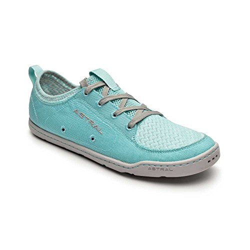 スタンドアップパドルボード マリンスポーツ サップボード SUPボード 6LYWTG07 Astral Loyak Womens Shoe: 7 - Turquoise/Grayスタンドアップパドルボード マリンスポーツ サップボード SUPボード 6LYWTG07