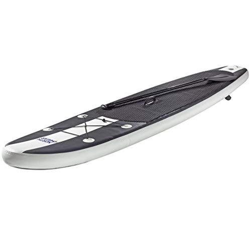 スタンドアップパドルボード マリンスポーツ サップボード SUPボード 【送料無料】North Gear 11FT Inflatable SUP Stand up Paddle Board Package White/Blackスタンドアップパドルボード マリンスポーツ サップボード SUPボード