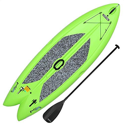 スタンドアップパドルボード マリンスポーツ サップボード SUPボード 90213 【送料無料】Lifetime Freestyle Paddleboard, 9 Feet 8 Inch, Lime Greenスタンドアップパドルボード マリンスポーツ サップボード SUPボード 90213