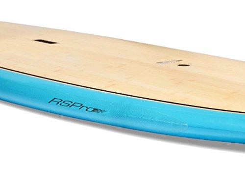 """スタンドアップパドルボード マリンスポーツ サップボード SUPボード NorthShore RSPro SUP Rail Savers - Clear Stand Up Paddle Board Protection … (Jumbo (83"""" x 3.5""""))スタンドアップパドルボード マリンスポーツ サップボード SUPボード"""