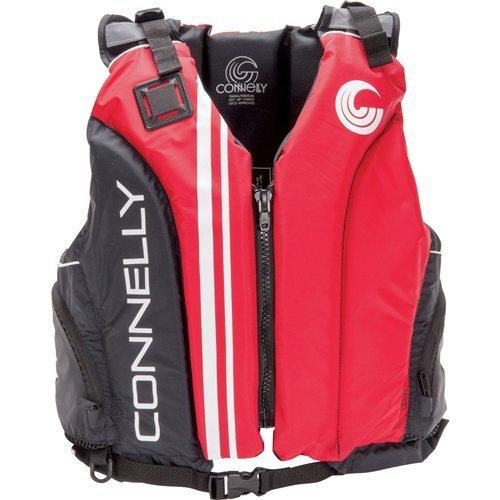 スタンドアップパドルボード マリンスポーツ サップボード SUPボード Connelly Men's SUP Nylon Vest, Red/Blackスタンドアップパドルボード マリンスポーツ サップボード SUPボード