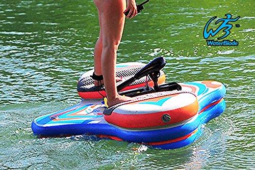 スタンドアップパドルボード マリンスポーツ サップボード SUPボード 【送料無料】Waterblade Motorized Electric SUP Stingray (Blue/Orange)スタンドアップパドルボード マリンスポーツ サップボード SUPボード