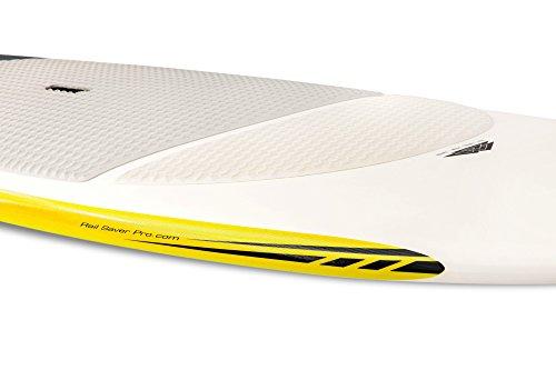 スタンドアップパドルボード マリンスポーツ サップボード SUPボード RSPro Stripes SUP Rail Savers- Stand Up Paddle Board Protection (Yellow/Black)スタンドアップパドルボード マリンスポーツ サップボード SUPボード