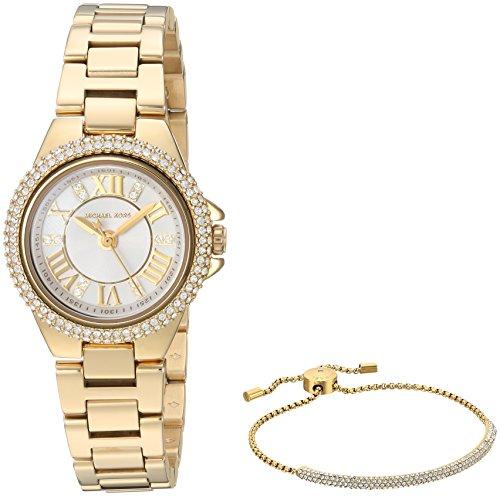 腕時計 マイケルコース レディース マイケル・コース アメリカ直輸入 MK3653 【送料無料】Michael Kors Women's Petite Camille Gold-Tone Watch MK3653腕時計 マイケルコース レディース マイケル・コース アメリカ直輸入 MK3653