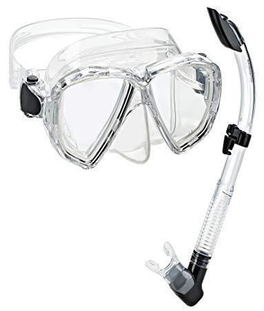【特価】 シュノーケリング Phantom マリンスポーツ PAQVMSC-CL-PP Phantom Aquatics Aquatics Velocity PAQVMSC-CL-PP Scuba Snorkeling Mask Snorkel Set, Clear, Crystal Clearシュノーケリング マリンスポーツ PAQVMSC-CL-PP, バッテリーショップ FULL CHARGE:8d722399 --- canoncity.azurewebsites.net