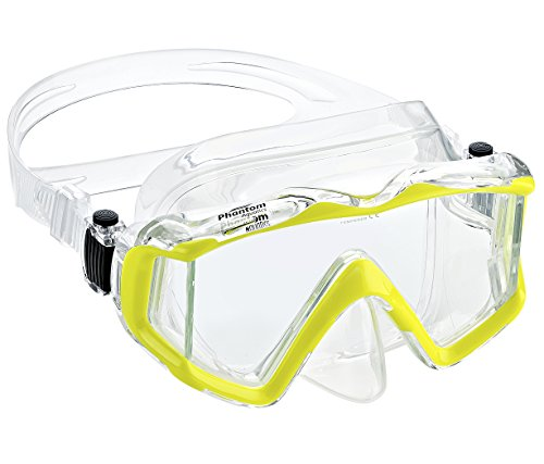 日本人気超絶の シュノーケリング マリンスポーツ PAQ3WM-CLYL マリンスポーツ Phantom Aquatics Panoramic マリンスポーツ Scuba PAQ3WM-CLYL Snorkeling Dive Mask, Yellowシュノーケリング マリンスポーツ PAQ3WM-CLYL, 人気ショップ:2b3192bd --- canoncity.azurewebsites.net