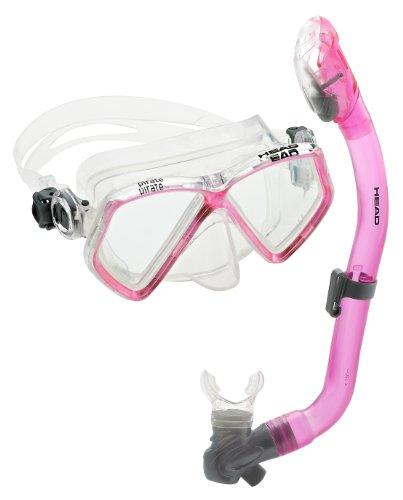 流行に  シュノーケリング CL マリンスポーツ CL 481223-GUPK CL HEAD Pirate Dry Mask And 481223-GUPK Snorkel Jr Youth Combo, Pink/Clearシュノーケリング マリンスポーツ 481223-GUPK CL, モトブチョウ:28abf0a9 --- canoncity.azurewebsites.net