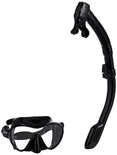 シュノーケリング マリンスポーツ CRS-FMSS-WT Cressi Scuba Diving Snorkeling Freediving Mask Snorkel Set, Whiteシュノーケリング マリンスポーツ CRS-FMSS-WT