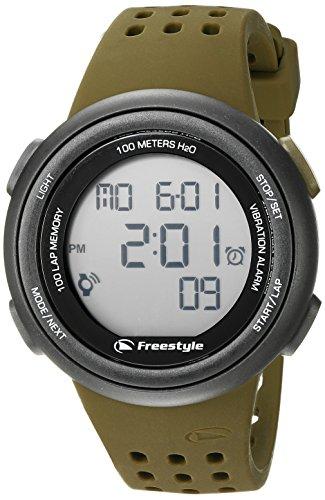 腕時計 フリースタイル メンズ 夏の腕時計特集 10019177 【送料無料】Freestyle Unisex 10019177 FX Trainer Digital Display Japanese Quartz Brown Watch腕時計 フリースタイル メンズ 夏の腕時計特集 10019177