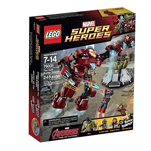 レゴ スーパーヒーローズ マーベル DCコミックス スーパーヒーローガールズ 76031 LEGO Super Heroes The Hulk Buster Smash 76031レゴ スーパーヒーローズ マーベル DCコミックス スーパーヒーローガールズ 76031