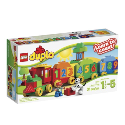 レゴ デュプロ 6070184 LEGO DUPLO My First Number Train Building Set 10558レゴ デュプロ 6070184