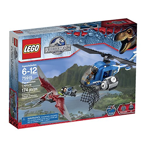 レゴ 6103341 【送料無料】LEGO Jurassic World Pteranodon Capture 75915 Building Kitレゴ 6103341