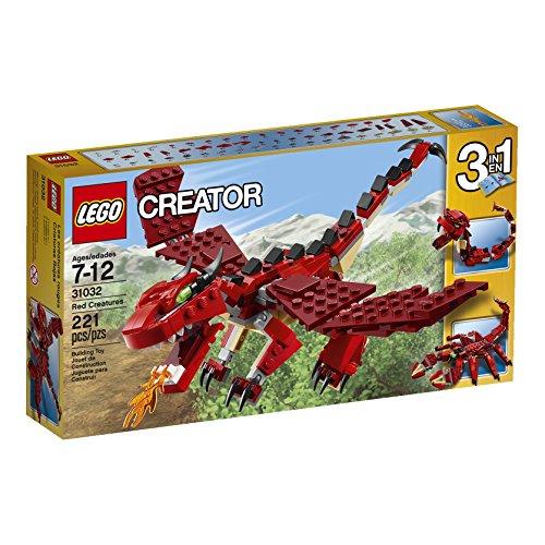 レゴ クリエイター 6099986 Creator LEGO Creator Red Creaturesレゴ 6099986 クリエイター 6099986 6099986, ヤワラムラ:46e68398 --- harrow-unison.org.uk