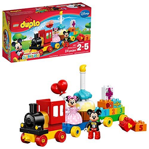 レゴ デュプロ 6101313 LEGO DUPLO l Disney Mickey Mouse Clubhouse Mickey & Minnie Birthday Parade 10597 Disney Toy (24 Pieces)レゴ デュプロ 6101313