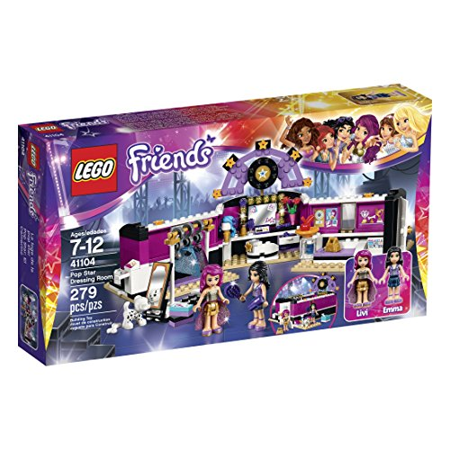レゴ フレンズ 6099677 LEGO Friends 41104 Pop Star Dressing Room Building Kitレゴ フレンズ 6099677
