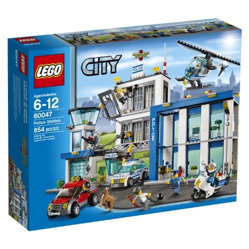 レゴ シティ 6059049 【送料無料】LEGO City Police 60047 Police Stationレゴ シティ 6059049