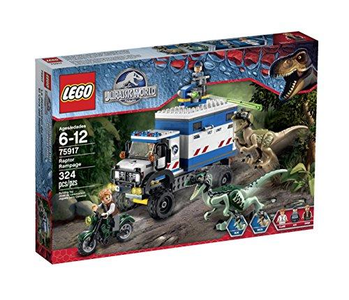 レゴ 6103346 LEGO Jurassic World Raptor Rampage 75917 Building Kitレゴ 6103346