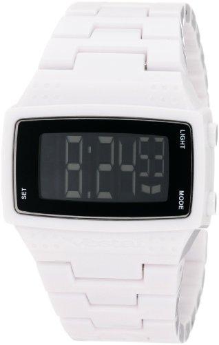 ベスタル ヴェスタル 腕時計 メンズ DBPC001 【送料無料】Vestal Men's DBPC001 Dolby Plastic Polished White Watchベスタル ヴェスタル 腕時計 メンズ DBPC001