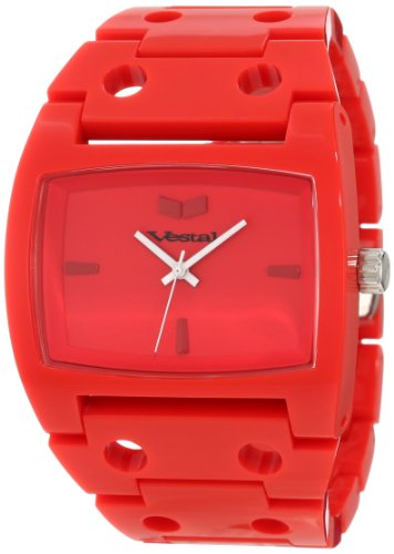 ベスタル ヴェスタル 腕時計 メンズ DESP031 【送料無料】Vestal Men's DESP031 Destroyer Red Watchベスタル ヴェスタル 腕時計 メンズ DESP031