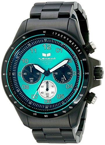 ベスタル ヴェスタル 腕時計 メンズ ZR2026 【送料無料】Vestal Unisex ZR2026 ZR2 Analog Display Quartz Black Watchベスタル ヴェスタル 腕時計 メンズ ZR2026