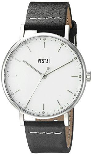 ベスタル ヴェスタル 腕時計 メンズ SPH3L01 【送料無料】Vestal Unisex SPH3L01 The Sophisticate Analog Display Quartz Black Watchベスタル ヴェスタル 腕時計 メンズ SPH3L01