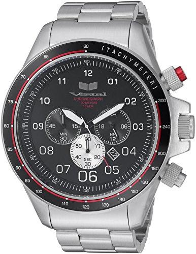 ベスタル ヴェスタル 腕時計 メンズ ZR2027 【送料無料】Vestal Unisex ZR2027 ZR2 Analog Display Quartz Black Watchベスタル ヴェスタル 腕時計 メンズ ZR2027