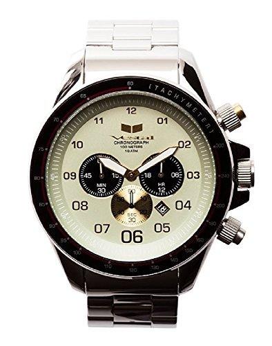 f7f0da793587 ベスタル ヴェスタル 腕時計 メンズ ZR3037 Vestal Men's 'ZR3' Quartz Stainless Steel Dress  Watch,