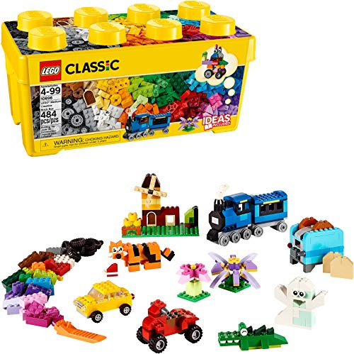 レゴ 6102212 LEGO Classic Medium Creative Brick Box 10696レゴ 6102212