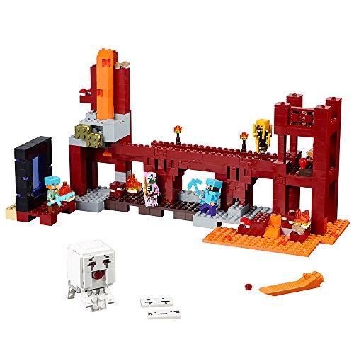 レゴ マインクラフト 6102229 LEGO Minecraft The Nether Fortress 21122レゴ マインクラフト 6102229