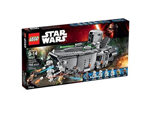 レゴ スターウォーズ 6100676 【送料無料】LEGO Star Wars First Order Transporter 75103 Building Kitレゴ スターウォーズ 6100676
