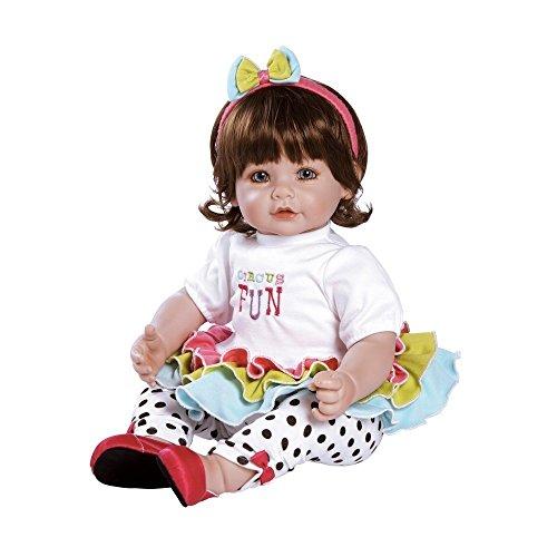 アドラベビードール 赤ちゃん リアル 本物そっくり おままごと 20014005 Adora Toddler Circus Fun 20
