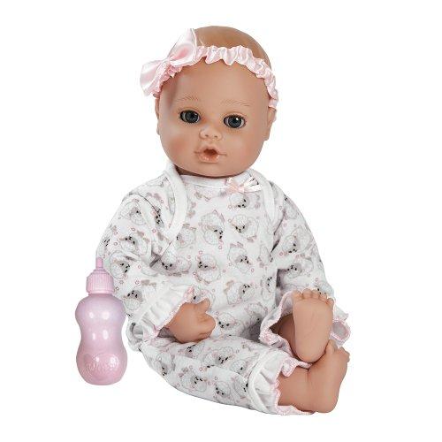 絶対一番安い アドラベビードール 赤ちゃん リアル Baby 本物そっくり おままごと おままごと 赤ちゃん 20203005 Adora Playtime Light Skin 13