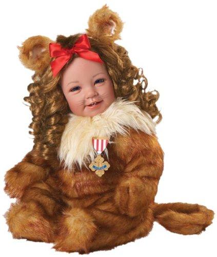 アドラベビードール 赤ちゃん リアル 本物そっくり おままごと 2020898 【送料無料】Adora Cowardly Lion 20