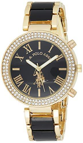 ユーエスポロアッスン 腕時計 レディース USC40061 【送料無料】U.S. Polo Assn. Women's USC40061 Two-Tone Watchユーエスポロアッスン 腕時計 レディース USC40061